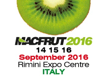 MACFRUT 2016 - Rimini - Expo Center - 14, 15 e 16 settembre