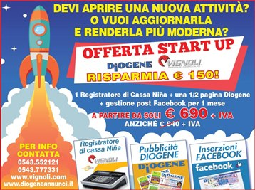 Offerta Start Up Vignoli - Diogene